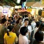 台北で一番オシャレな師大夜市!