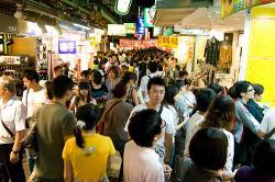 【夜市】台北で一番オシャレな師大夜市!