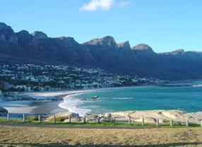 【生活】南アフリカのビーチで遊ぶ