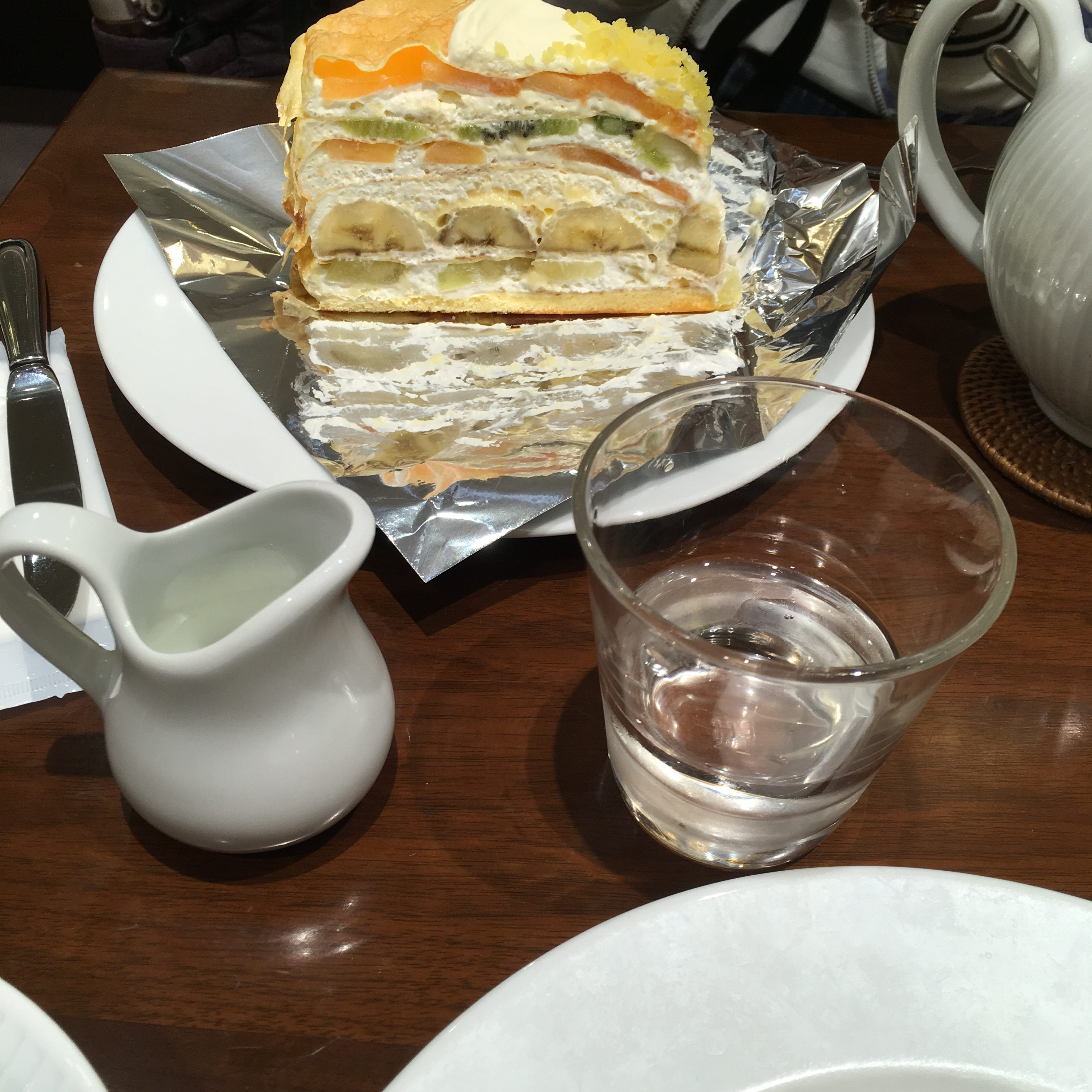 台湾人に人気のHARBSのケーキ