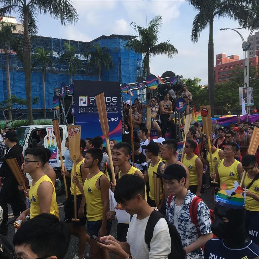 【社会】2017台北LGBTプライドパレード