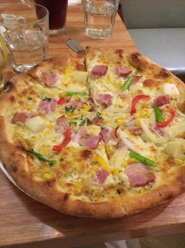 【グルメ】台中のおいしいピザのお店「Copain Italian Fine Food二店」