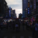 台湾・高雄の六合夜市への行き方