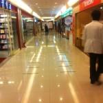 國防醫學院の地下美食街はまるで百貨店のフードコートみたい!