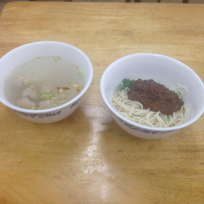 【乾麺】王記非常麵