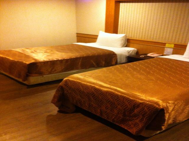台中空港に行くのに便利なビジネスホテル。ハーバー ホテル