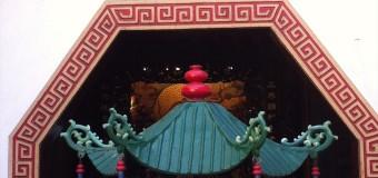 台中近郊豊原のお寺「豊原慈済宮」