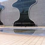 台中国家歌劇院に行ってきました。