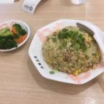 【台中】大阪王将の炒飯はいけると思うけどね。