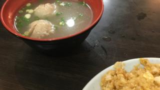 【チャーハン】台中駅前の有家炒飯