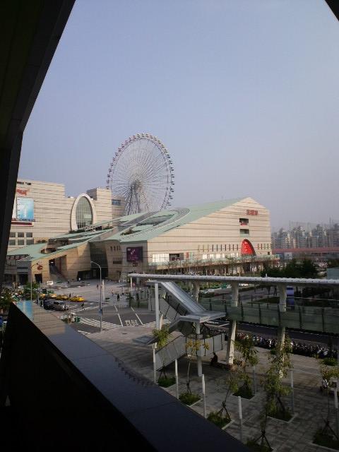 【遊ぶ】台北の観覧車に乗ってみた