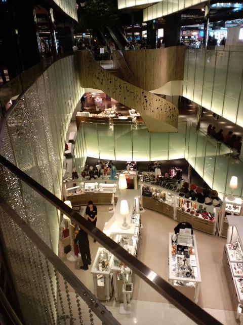 【買い物】京站時尚廣場