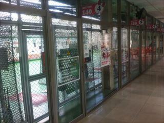 台湾のバッティングセンター