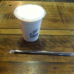 CAMAカフェで無糖のロイヤルミルクティーを楽しむ♪