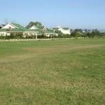 南アフリカでゴルフをする