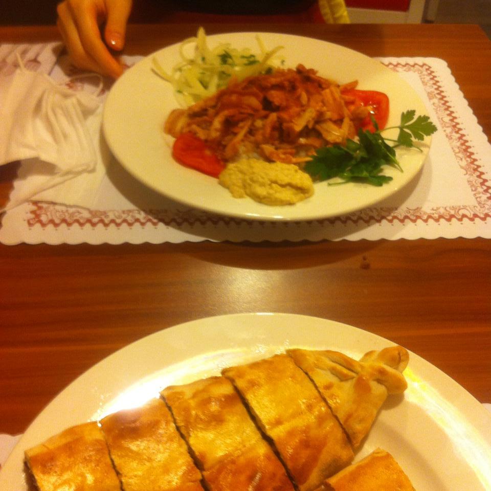 台北に珍しいトルコ料理のレストランができました♪
