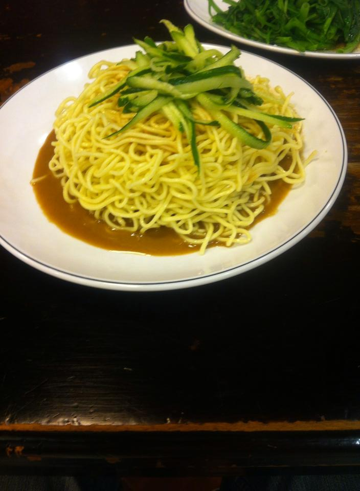 玖伍牛肉麺は日本人が多い隠れ名店だ