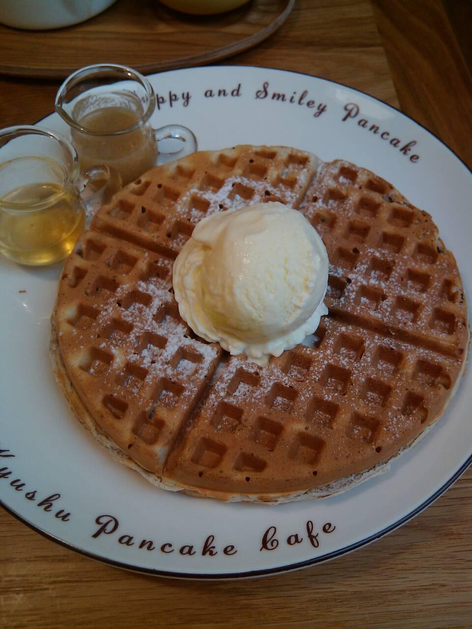 「九州パンケーキ」カフェ 台北・富錦に海外1号店オープンしたので行ってきました♪