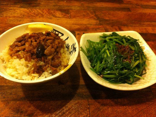 【魯肉飯】西門町のお勧めのルーローファンのお店