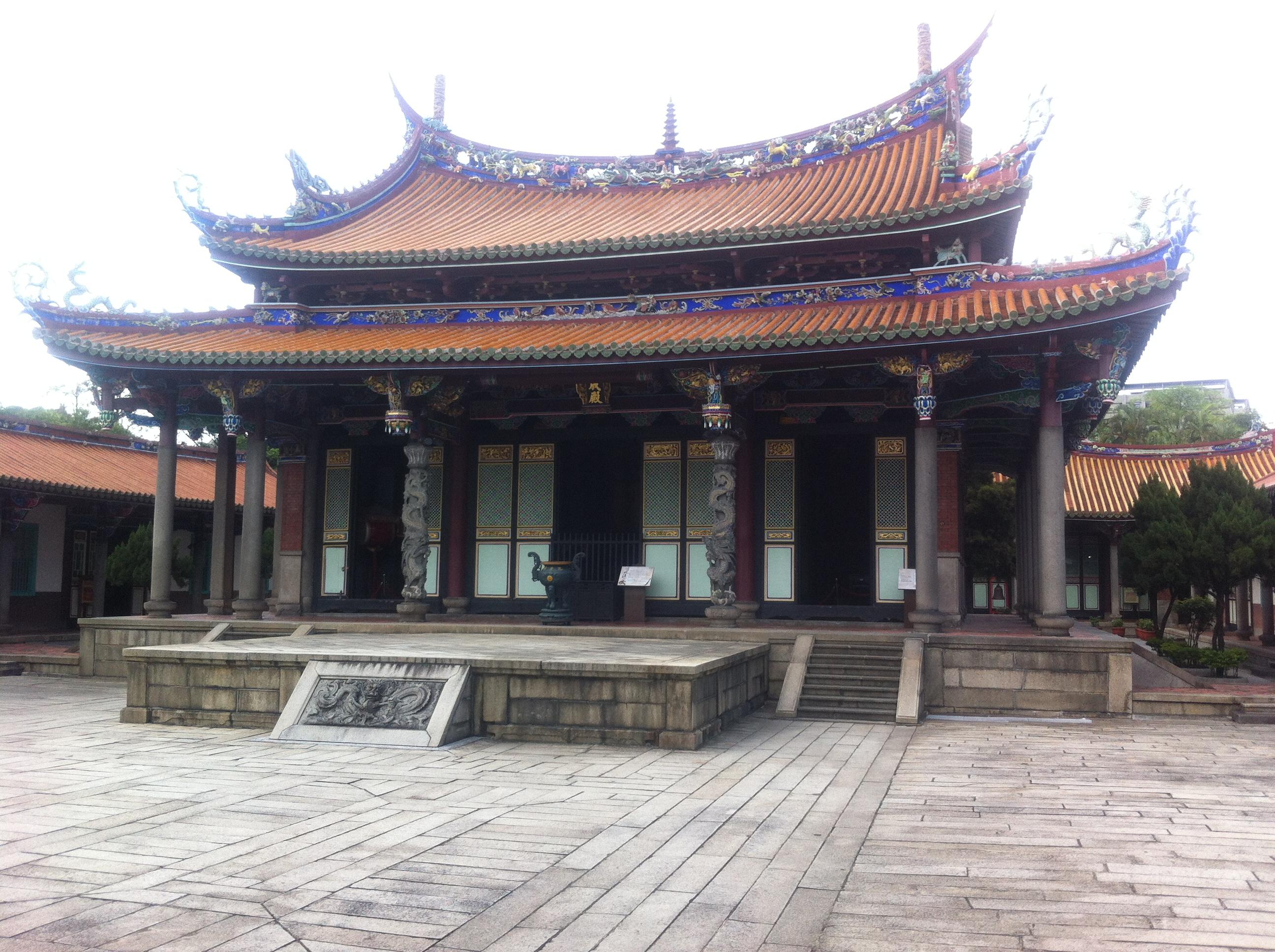 【お寺】台北孔子廟は無料ですごい!
