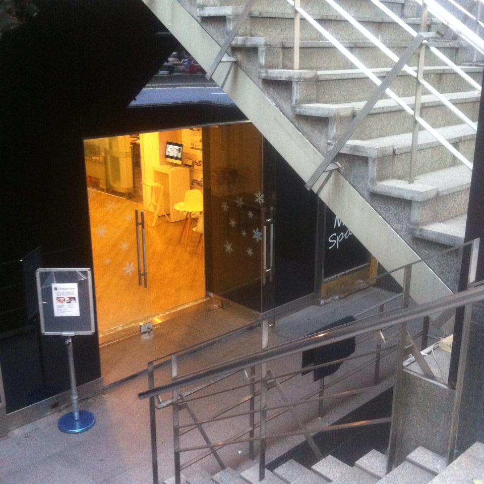 【アクセス】オフ会の会場の「Moso space」への行き方です。